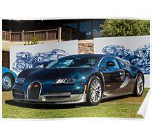 Bugatti Veyron Super Sport Poster