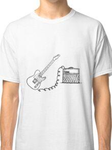 Vox & Telecaster  Classic T-Shirt