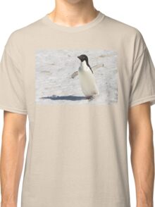 "Adelie Penguin  ~  ""The Dancer"" Classic T-Shirt"