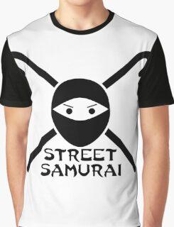 STREET SAMURAI Graphic T-Shirt