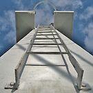 Kona Lighthouse by Randy Richards