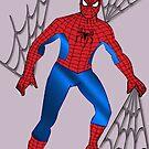 Spider Man (1552 Views) by aldona