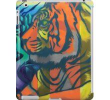 Grafitti Tiger iPad Case/Skin