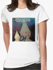 DANK MEME Womens Fitted T-Shirt