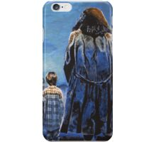 Harry and Hagrid iPhone Case/Skin