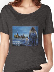Harry and Hagrid Women's Relaxed Fit T-Shirt