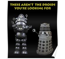 The Wrong Droids Poster