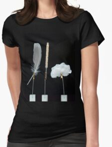 Weather forecast 2 Womens Fitted T-Shirt
