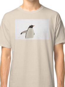 """Gentoo Penguin ~ """"You Lost Too""""  Classic T-Shirt"""