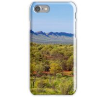 The Western MacDonnell Ranges iPhone Case/Skin