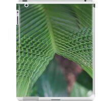 Botanic Origami iPad Case/Skin