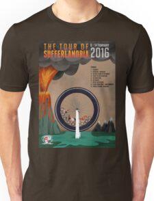 Tour of Sufferlandria 2016 - Official Artwork T-Shirt