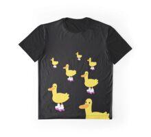 Roller-Ducks Graphic T-Shirt