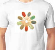 wooden spice spoons Unisex T-Shirt