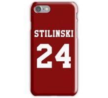 Stilinski Varsity iPhone Case/Skin