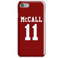 Scott Varsity iPhone Case/Skin