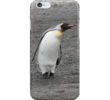 "King Penguins ~ ""A Gentlemen's Duel"" iPhone Case/Skin"