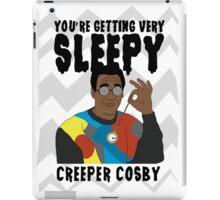 Creeper Cosby iPad Case/Skin