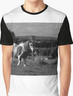 Gypsy Pony Graphic T-Shirt