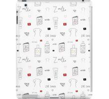 Zoe Sugg - Zoella iPad Case/Skin