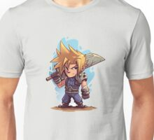 Cloud FFVII Chibi Unisex T-Shirt