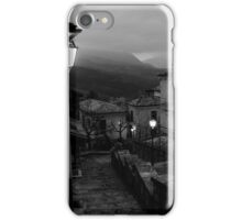 Streets of Italy - Caramanico  iPhone Case/Skin