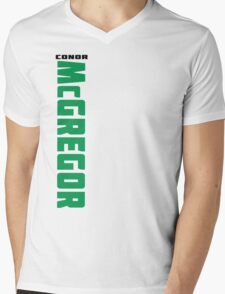 Conor McGregor (check artist notes for limited edition link)  Mens V-Neck T-Shirt