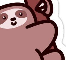 Climbing Sloth Sticker