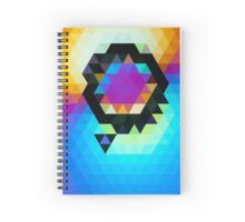 bubble  Spiral Notebook