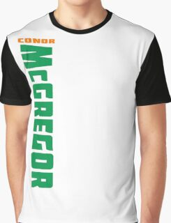 Conor McGregor Green (check artist notes for limited edition link)  Graphic T-Shirt