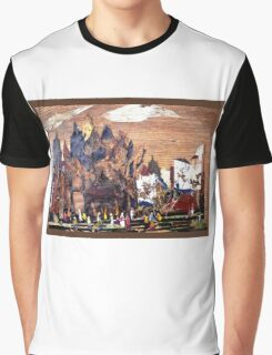 Ancient Palace  Graphic T-Shirt