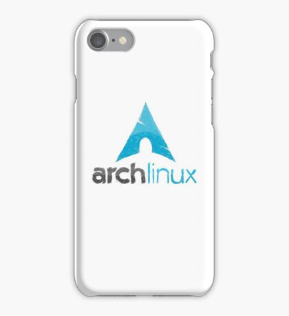 Arch Linux iPhone Case/Skin
