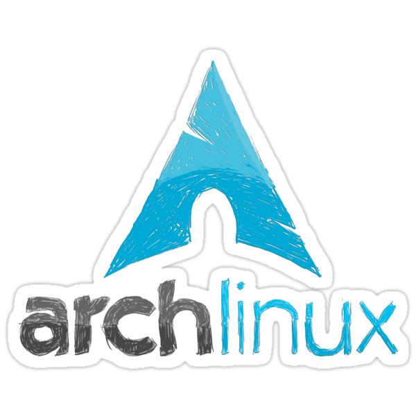 Arch Linux by robbrown