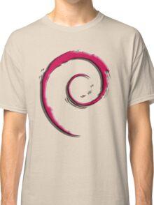 Debian Logo Classic T-Shirt
