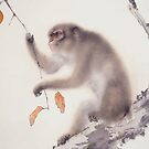 Monkey Vector After Hashimoto Kansetsu by taiche