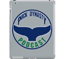 Puck Dynasty Podcast - The Whale iPad Case/Skin