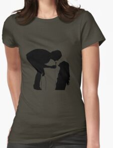 The 1975 Robbers Silhouette  Womens Fitted T-Shirt
