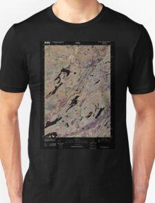 New York NY Muskellunge Lake 20100513 TM Inverted Unisex T-Shirt