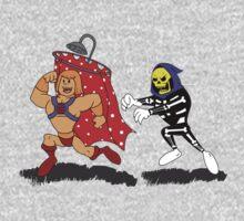 Skeleton Chases Shower Kids Clothes
