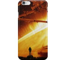 Red Sun Chronicle iPhone Case/Skin