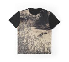 Fish In A Pond Graphic T-Shirt