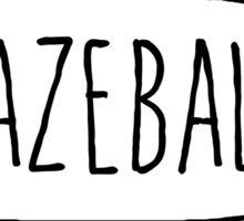 Amazeballs Sticker