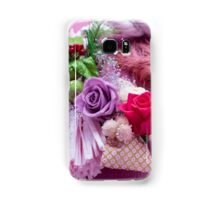 Japan style of roses Samsung Galaxy Case/Skin