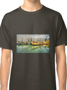 Paola Dock Reflections  Classic T-Shirt