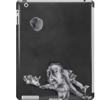 invisible music iPad Case/Skin