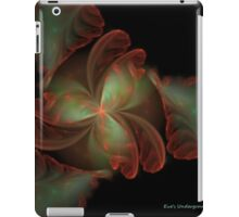 Jade Flower iPad Case/Skin