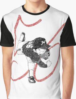 Goro Shigeno - Major Graphic T-Shirt
