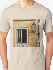 Lisboa Window Unisex T-Shirt