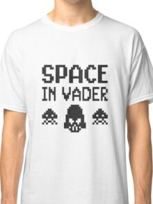Space in-vader Classic T-Shirt
