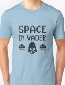 Space in-vader Unisex T-Shirt